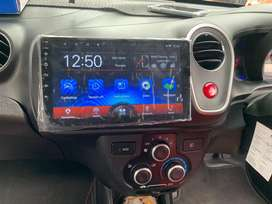 android 9in + kamera moving Buat Brio Mobilio