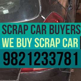 SCRAP CARS BUYERS ALL TYPES OF CARS
