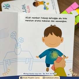 Boardbook Alhamdulillah, Aku Disayang Allah