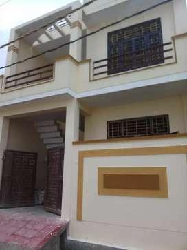 Row house new house