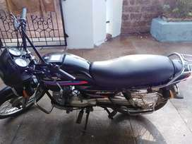 Clean and neat body with new tyres splendor plus