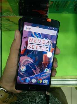 Oneplus 3 just like new