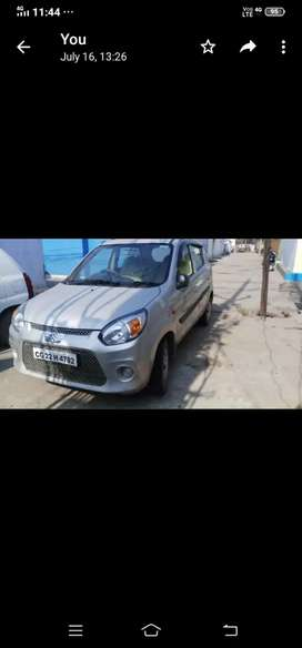 Maruti Suzuki Alto 800 2017 Petrol Well Maintained