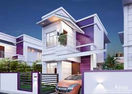 Budget-friendly Independent Villa For Sale