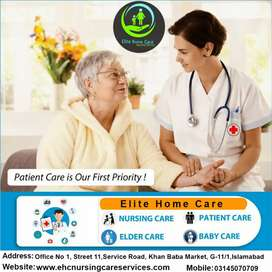 Female Nurses Staff  Required for Islamabad