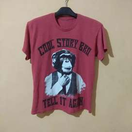 The shirt cool story' bro tell it again