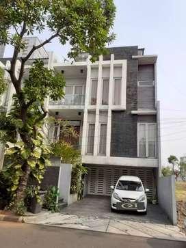 Rumah mewah murah full furnish di Pondok Indah Jakarta Selatan