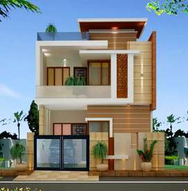 140 yards house in 43 lakhs