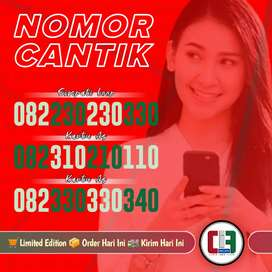 Kartu Perdana Nomor Cantik AS & Simpati Loop Super Simple Keypad