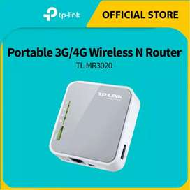 Pre-Order TP-LINK Portable 3G/4G Wireless N Router TL-MR3020