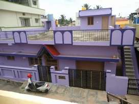 Its 3bhk independent house, with wardrobes and car parking