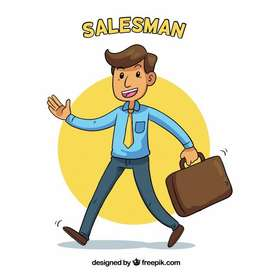 Sales Man required for Electrical Products