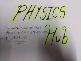 Physics and mathematics teacher