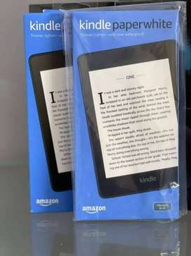 Amazon Kindle Paperwhite 8GB Twilight Blue 10th Gen