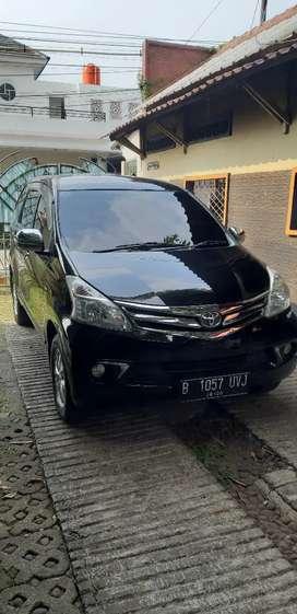 Toyota Avanza G matic