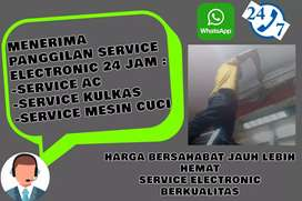 Service Mesin Cuci Servis Kulkas AC tidak dingin Mulyorejo Surabaya