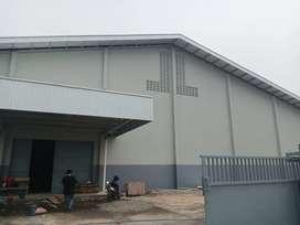 Disewakan Gudang baru di KIC/Gatsu Tahap 5 , Semarang.