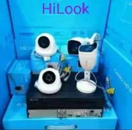 HILOOK CCTV 2mp SIAP PANTAU 24 JAM