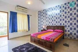 Fully furnished 3 bhk independent Flat, Ganpati enclave
