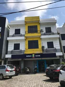 Dijual Ruko 3 Lantai di Lokasi Strategis Pusat Kota Balikpapan