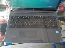 Laptop hp seri baru i7 gen8 ddr4 8GB garansi 6bulan