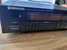 Equalizer Pioneer GR777