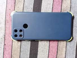 A 164.5 mn labar back cover for Realme Narzo 20. Hurry up..