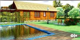 2 BHK bunglow with pvt swimming pool, organic farm at just 35lacs