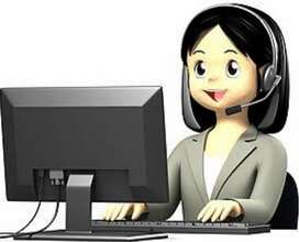 Female Front Office staff for mobile institute and  service centre