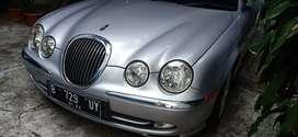 Jaguar S type 2002 simpanan km 13rb(sunroof)