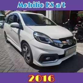 HONDA MOBILIO 1.5 RS AT 2016 #Endang