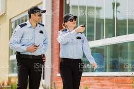 Security guards rehne ki suvidha free hai