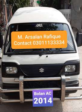 Bolan AC Fitted, Model 2014 for SALE