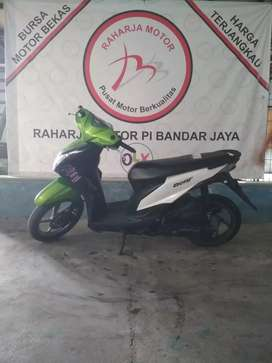 Beat 2015 plat BG (Raharja motor) 5753