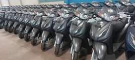 Just pay 12000 low down payment on Honda activa