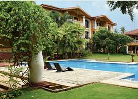 Spacious 1. 5 bhk  apartment for sale perfect for holiday home