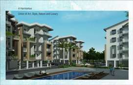 1 bhk apartment in north Goa at cheapest market price.