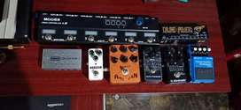 Guitar pedals for sale