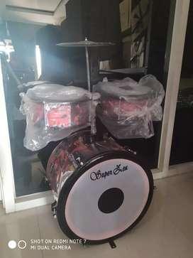 Drum Set Spiderman