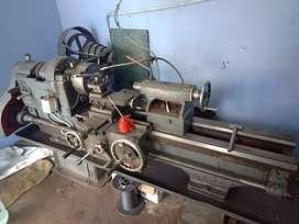 7.5ft lathe machine