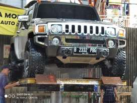 Hummer H3 th 2006 4x4 sunroof istimewa km 46rb i