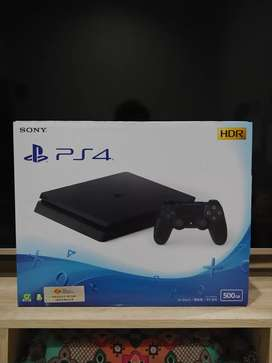 Sony Playstation 4 PS4 Slim 500GB 2218A Garansi Resmi Indonesia