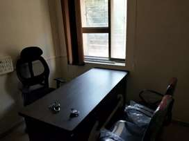 Fully furnished office for rental