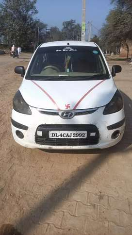 Hyundai i10 2008 CNG & Hybrids Good Condition
