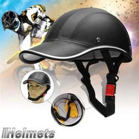 Autoleader Helm Catok Sepeda Listrik Model Baseball Cap -