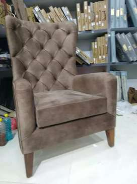 Brand new highback wing chair available in better price