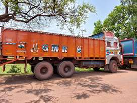 tata 2518 a good condition truck