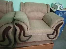 5 seater decent sofa