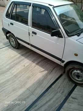 Maruti Suzuki 800 2006 Petrol Well Maintained. No problan.No accident.