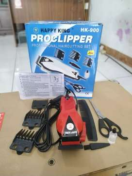 Alat Cukur Rambut Happy King HK-900 // Hair Clipper 13Z50